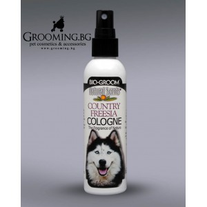 Biogroom NATURAL SCENTS - Fresia Cologne